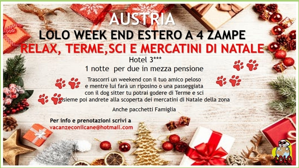 Mercatini di Natale individuali  - Austria - LOLO Groups